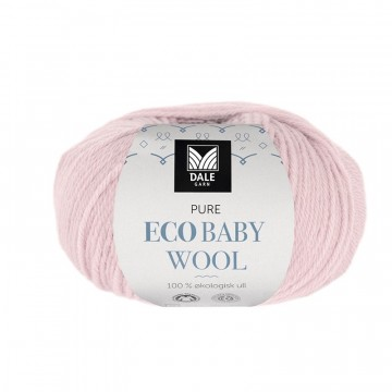 Pure Eco Baby Wool 1336 Dus rosa