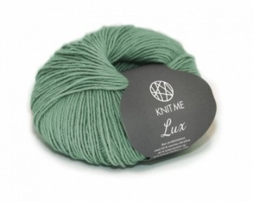 Knit Me Lux 317 Lime