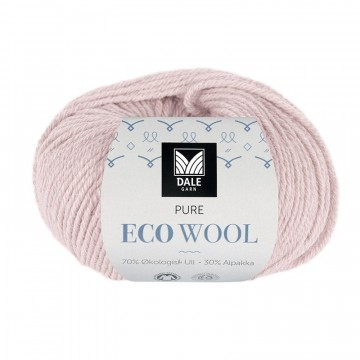 Pure Eco Wool 1236 Dus rosa