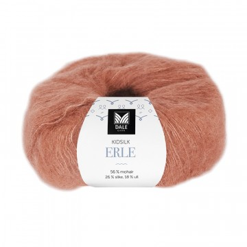 Kid Silk Erle 9036 Aprikos