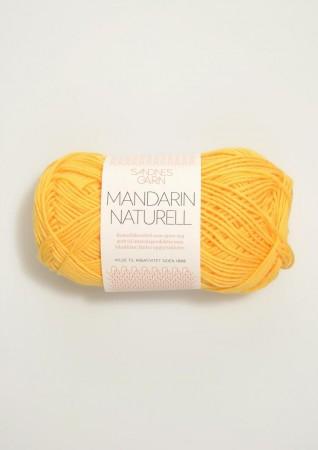 Mandarin Naturell Garn