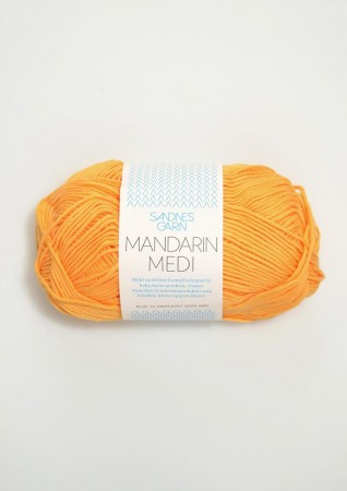 Mandarin Medi Garn